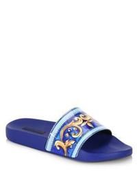 Dolce & Gabbana Scroll Slides