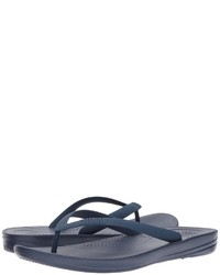 FitFlop Iqushion Ergonomic Flip Flops Sandals