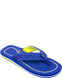 Izod Perforated Sport Flip Flops