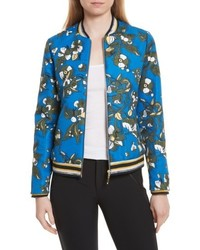 London cheylan floral bomber jacket medium 5262454