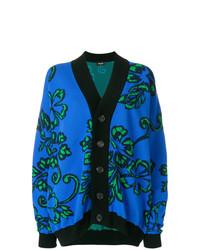 Dsquared2 Floral Button Cardigan