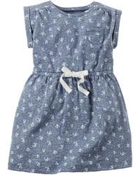 Carter's Carters Floral Dot Knit Dress Toddler Girls 2t 5t