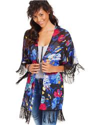 Angie Short Sleeve Kimono Cardigan