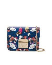 eec57275da Women s Blue Leather Crossbody Bags by Furla