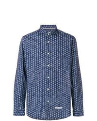 Floral print shirt medium 7498246