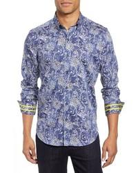 Saint tailored fit sport shirt medium 8679263