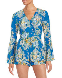 Design Lab Lord Taylor Long Sleeved Romper