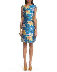 Etro Lily Jacquard A Line Dress