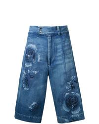 Marna Ro Bleach Floral Shorts