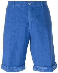 Etro Floral Detail Shorts