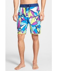 Volcom Floral Lines Board Shorts