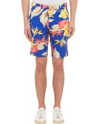 Gitman Brothers Gitman Vintage Floral Poplin Shorts Multi