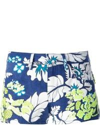 P.A.R.O.S.H. Floral Print Shorts