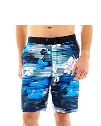 Speedo Windblast Floral Swim Shorts