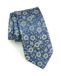Nordstrom Men's Shop Darrell Floral Silk Tie