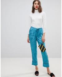 Vero Moda Jacquard Peg Trousers