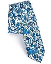 Topman Liberty London Floral Print Tie