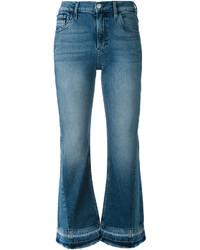 CK Calvin Klein Ck Jeans Fringe Hem Jeans