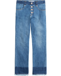 See by Chloe See By Chlo Frayed Hem Jeans