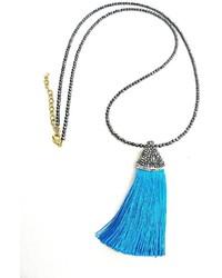 Baggis Accesorios Tassel Necklace