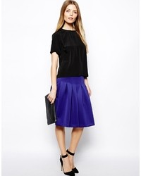 Blue full skirt original 1475871