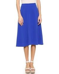 J.o.a. Jacquard Skirt