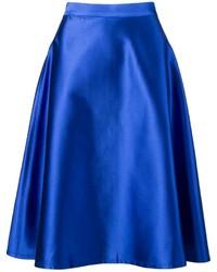 Vitorino Campos Midi A Line Skirt