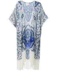 Athena Procopiou The Girld In The Indigo Jewels Kimono