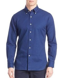 Polo Ralph Lauren Geometric Button Down Shirt