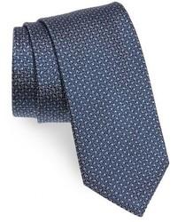 Hugo Boss Geometric Silk Tie