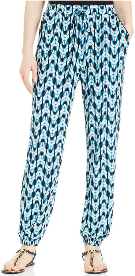 Beautiful The Women39s Printed French Terry Jogger Pants By LA Hearts For PacSun
