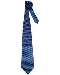 Versace Geometric Tie
