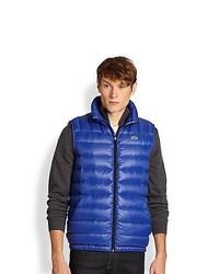 Lacoste Down Puffer Vest