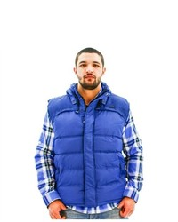 Rocawear Puffer Vest Jacket Coat