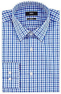 21c670944 Hugo Boss Boss Marlow Sharp Fit Point Collar Dress Shirt, $125 ...