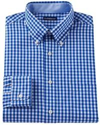 croft & barrow Slim Fit Button Down Dress Shirt