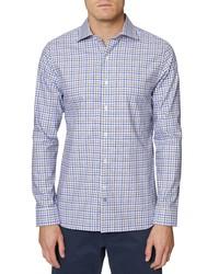 Hickey Freeman Bleeker Regular Fit Button Up Shirt