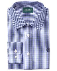 Lauren Ralph Lauren Boys Long Sleeve Gingham Shirt