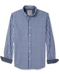 Guess Shirt Long Sleeve Gingham
