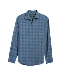 Rodd & Gunn Hawksbury Bush Sports Fit Check Cotton Button Up Shirt