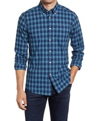 Barbour Owens Tailored Fit Check Shirt