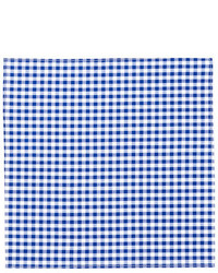 14th Union Gingham Pocket Square