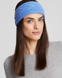 Bloomingdale's C By Cashmere Cable Knit Headband
