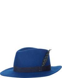 Blue Headwear