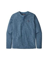 Patagonia Better Sweater Henley Pullover