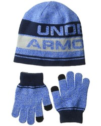 Under Armour Beanie And Gloves Combo 20 Beanies