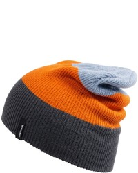 df8e7284c25 ... Spacecraft Collective Offender 3 Stripe Beanie Hat Slouch Knit
