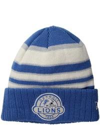 New Era Striped Select Detroit Lions Caps