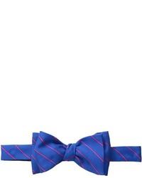 Vineyard Vines Fish Stripe Printed Bow Tie Ties