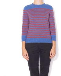 Kule Preston Cashmere Stripe Sweater | Where to buy & how to wear